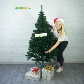 Ялинка Лита Буковельська Зелена 2,1 м