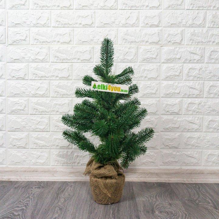 Штучна Ялинка у горщику зелена 45 см
