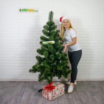 Сосна Новогодняя Зеленая 1,8 м