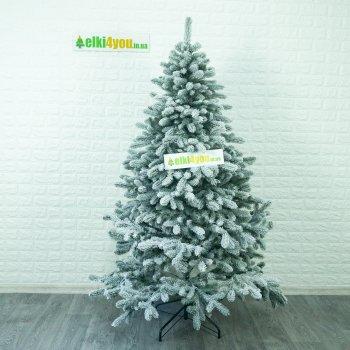 Ялинка Лита Ковалівська Засніжена 1,5 м