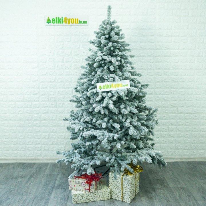 Ялинка Лита Ковалівська Засніжена 2,1 м