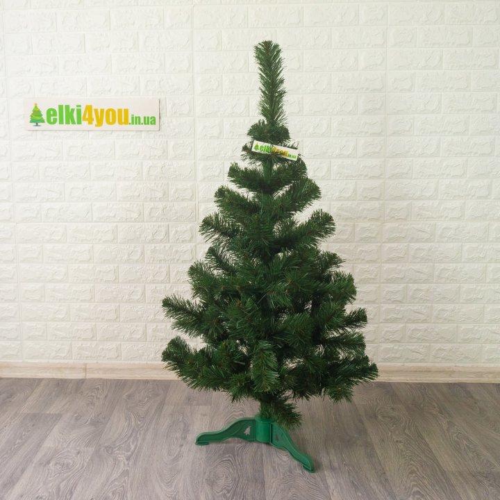 Елка Зеленая Лесная 1,2 м