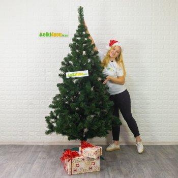 Ялинка Зелена Лісова 2,2 м