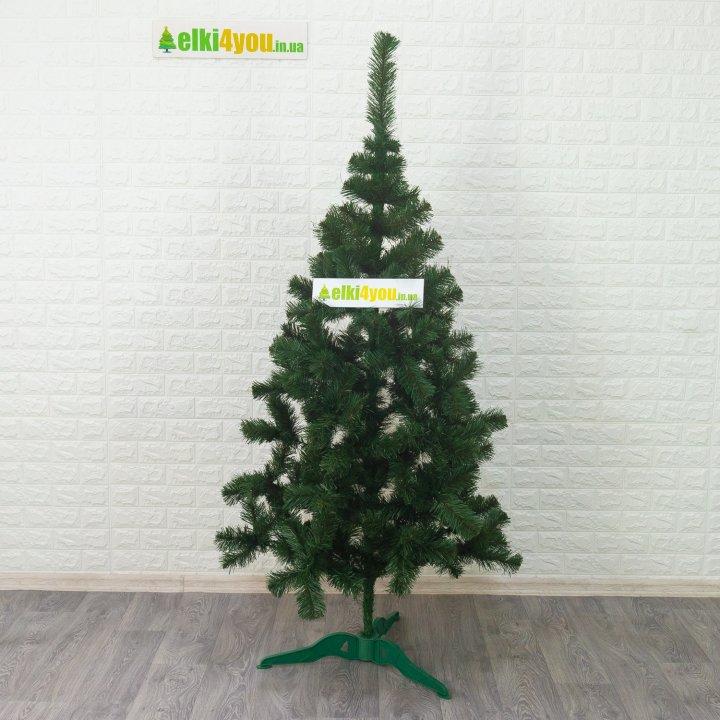 Елка Зеленая Лесная 1,5 м