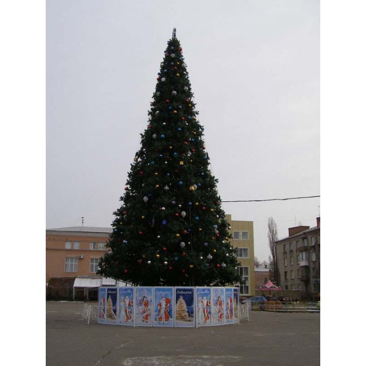 Ялинка стовбурова вулична 15 м