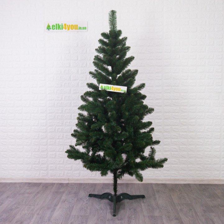 Елка Европейская Зеленая 1,5 м