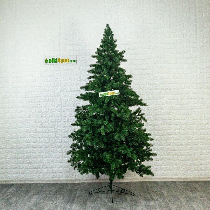 Елка Зеленая Литая LUX 1,8 м